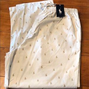 Polo by Ralph Lauren Sleepwear Sz L